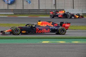 Макс Ферстаппен и Пьер Гасли, Red Bull Racing RB15