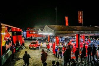 Есапекка Лаппі, Янне Ферм, Citroën World Rally Team Citroen C3 WRC