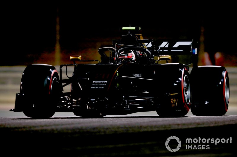 6: Kevin Magnussen, Haas F1 Team VF-19, 1:28.757