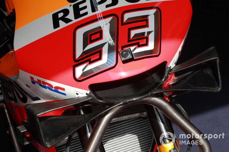 Мотоцикл Марка Маркеса, Repsol Honda Team