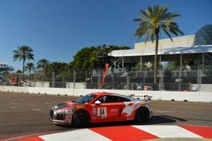CJ Moses, GMG Racing Audi R8 LMS GT4
