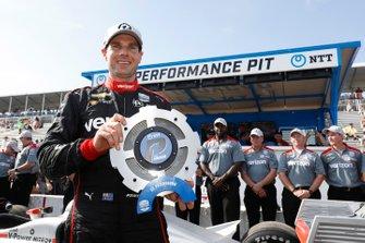 NTTP P1 Award Winnaar Will Power, Team Penske Chevrolet
