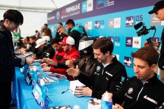Alexander Sims, BMW I Andretti Motorsports, Antonio Felix da Costa, BMW I Andretti Motorsports