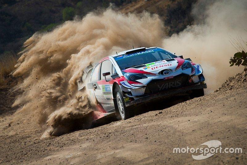 Kris Meeke, Sebastian Marshall, Toyota Gazoo Racing WRT, Toyota Yaris WRC