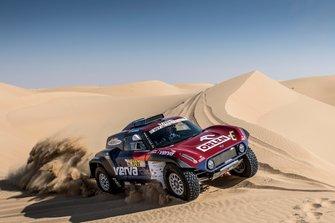 جاكوب برزيغونسكي، رالي دبي الصحراوي