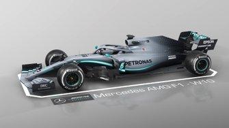 Оновлення Mercedes W10 на Гран Прі Австралії