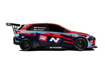 Hyundai BRC team lancering