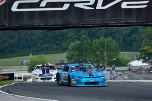 #25 TA2 Chevrolet Camaro driven by Mikhail Goikhberg of BC Race Cars