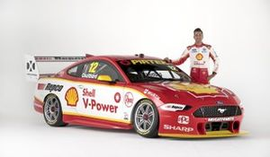 Fabian Coulthard, Shell V-Power Racing Team