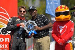 Will Power, Team Penske Chevrolet, pole award