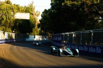 Mitch Evans, Jaguar Racing, Jaguar I-Type 3 Sébastien Buemi, Nissan e.Dams, Nissan IMO1