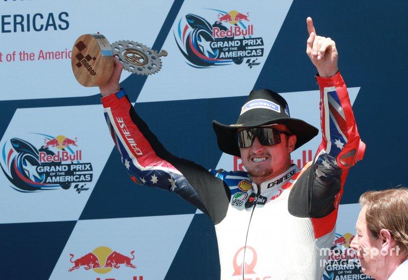 Podio: Jack Miller, Pramac Racing