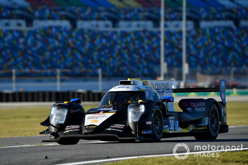 15. LMP2: Кайл Мэссон, Крис Райт, Кэмерон Кэсселс, Роберт Мэссон, Performance Tech Motorsports, ORECA LMP2 (№38)