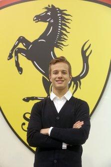 Gianluca Petecof, Ferrari Driver Academy