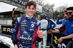 Winnaar Ugo De Wilde, JD Motorsport