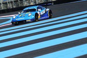 #88 Proton Competition Porsche 911 RSR: Horst Felbermayr Jr., Marco Seefried, Thomas Preining