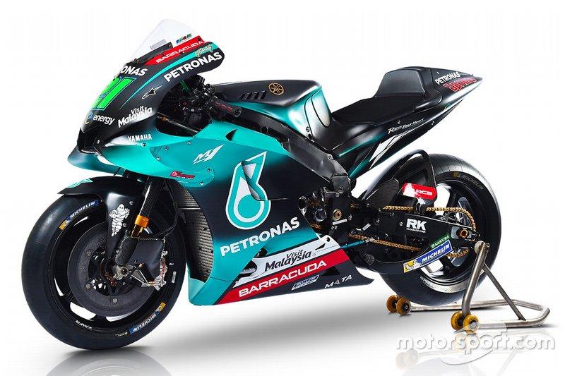 Petronas Yamaha SRT - Franco Morbidelli