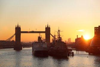 Une vue de Londres