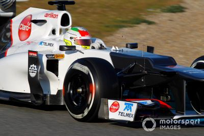 Jerez, test di febbraio