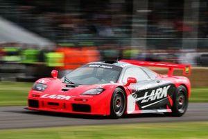 Andrew Bruce, Dean Lanzante, McLaren-BMW F1 GTR