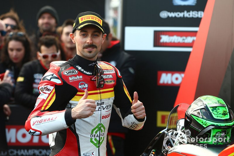 Eugene Eugene Laverty, Team Go Eleven