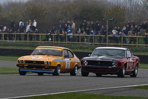 Gerry Marshall Sprint, Graham Scarborough Cari Craig Davies Mustang