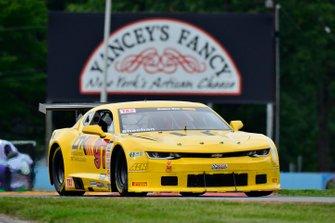 #97 TA2 Chevrolet Camaro driven by Tom Sheehan of Damon Racing