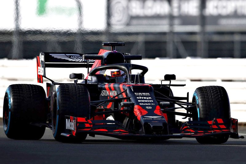 36. Red Bull Racing RB15 de 2019