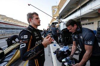 Marcus Ericsson, Schmidt Peterson Motorsports Honda