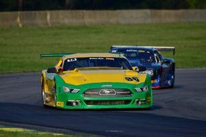 #86 TA Ford Mustang driven by John Baucom of Baucom Motorsports