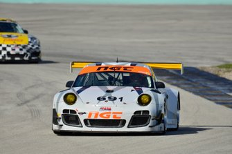 #691 MP1B Porsche GT3 RSR driven by Adan Ramos of NGT Motorsports