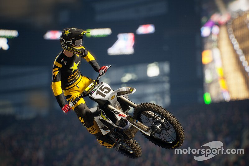 Imagen del 'Monster Energy Supercross 2'