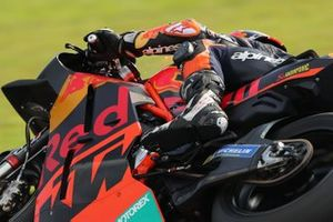Johann Zarco, Red Bull KTM Factory Racing detail