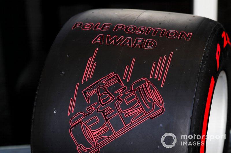 Pirelli Pole Position Award