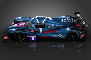 RealTeam Racing livery unveil