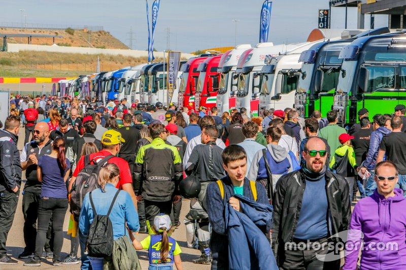 Motorland WorldSBK ambiente