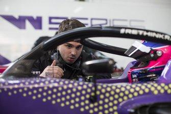 W-Series-Test auf dem Lausitzring