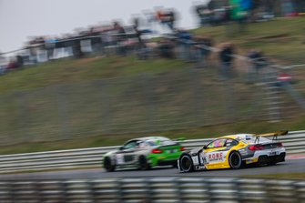 #99 ROWE Racing BMW M6 GT3: Nick Catsburg, Marco Wittmann, John Edwards