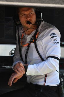 Matt Deane, Chief Mechanic, Mercedes AMG