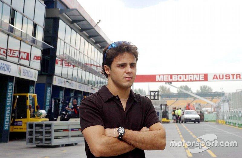 Felipe Massa - de 2002 a 2017 - 269 vitórias - 11 vitórias