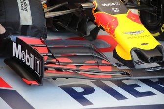 Red Bull Racing RB15 detalle del alerón delantero