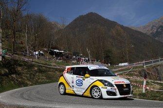 Andrea Scalzotto, Nicola Rutigliano, Suzuki Swift 1.6 Sport R1, Funny Team