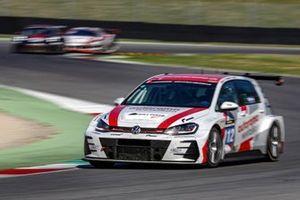 #112 Autorama Motorsport by Wolf-Power Racing Volkswagen Golf GTi TCR Fabian Danz, Jan Sorensen, Kristian Jepsen