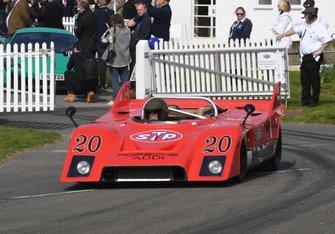 Porsche 917 Demonstration
