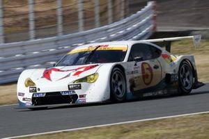 #5 TEAM MACH Toyota MC86: Natsu Sakaguchi, Yuya Hiraki