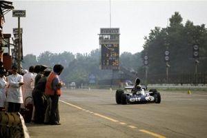 Джеки Стюарт, Tyrrell 006 Ford