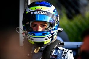 #77 Mazda Team Joest Mazda DPi, DPi: Tristan Nunez