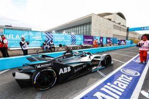 Sir Chris Hoy dans la Formule E