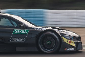 BMW M4 DTM turbo