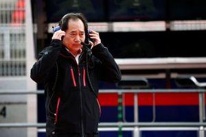 Toyoharu Tanabe, Honda F1 Technical Director